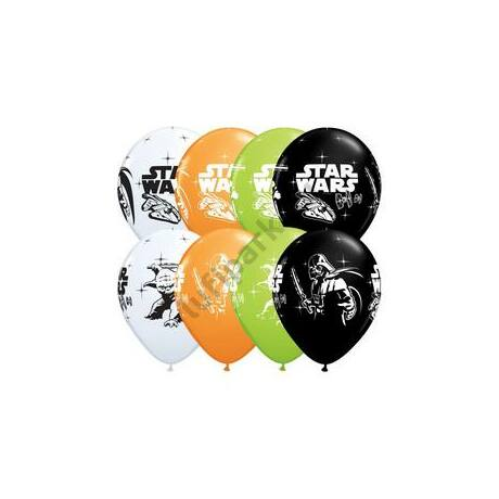 11 inch-es Star Wars - Darth Vader & Yoda Spec. Asst. Lufi