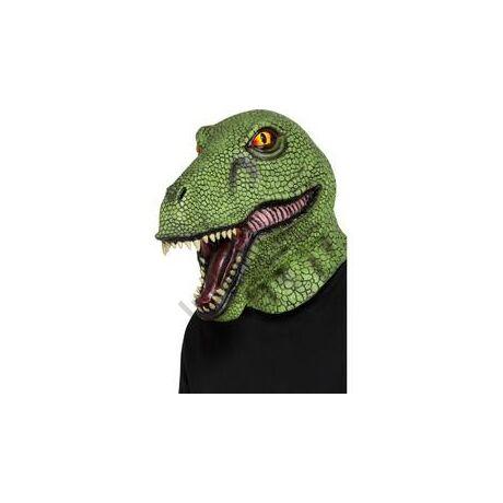 Dinoszaurusz Latex Maszk