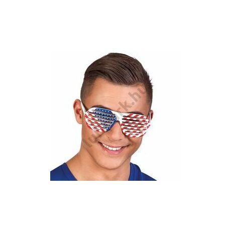 Amerikai Rácsos Party Szemüveg