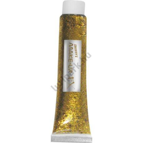 Arany Glitter Gél - 20 ml