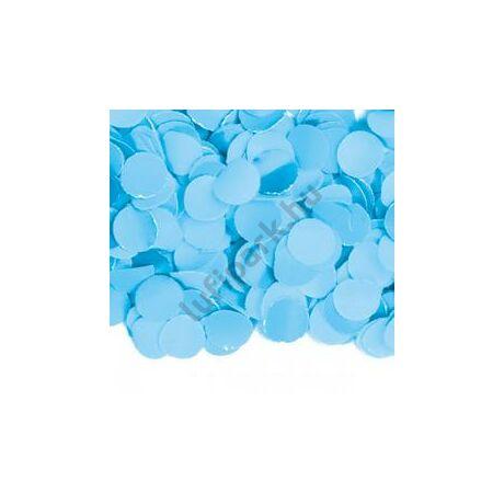 Világoskék Papír Konfetti - 100 g