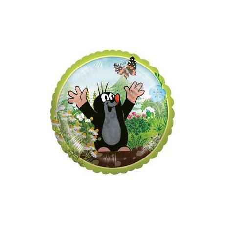 18 inch-es Little Mole - Kisvakond Fólia Lufi