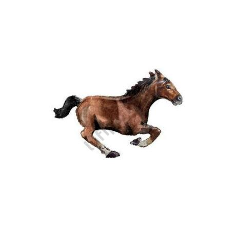 Galloping Horse - Lovas Super Shape Fólia Lufi