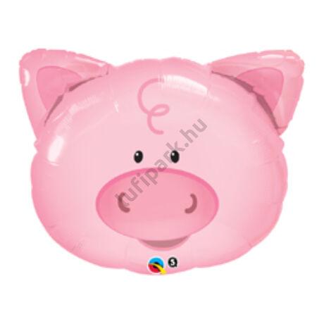 30 inch-es Playful Pig - Malac Fej Fólia Lufi