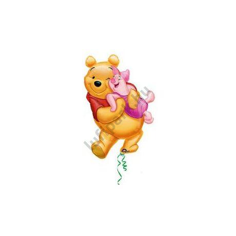 Micimackó - Big Pooh Hug - Super Shape Fólia Lufi