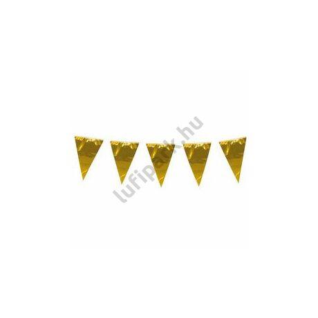 Nagy Fényes Arany Zászlófüzér - 10 m