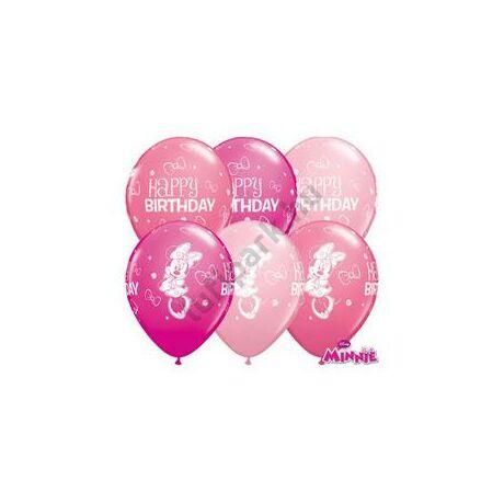 11 inch-es Mickey & Minnie XOXO  szerelmes léggömb