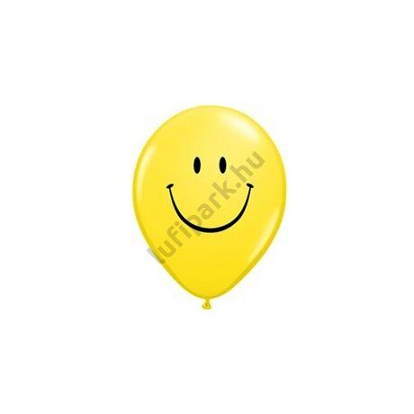 16 inch-es Smile Face Yellow Lufi