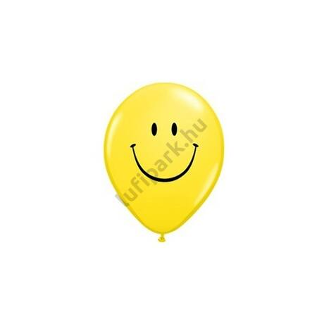 16 inch-es Smile Face Yellow Lufi