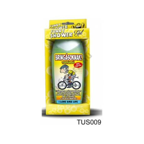 Tusfürdő 300 ml - Bringásoknak - Biciklis Ajándékok