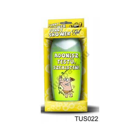 Tusfürdő - Adonisz testű, szexisten - 300 ml