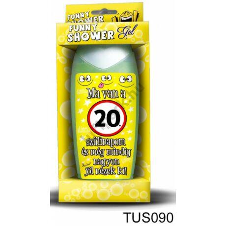 Tusfürdő 300 ml - Ma van a 20. szülinapom! – 20. Szülinapi ajándékok