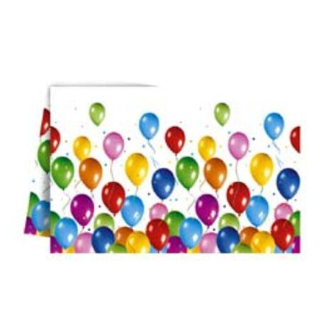 Balloon Fiesta Party Asztalterítő -120 cm x 180 cm