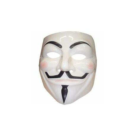 Guido Fawkes Anonymus Álarc