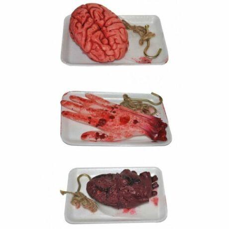 Véres testrészek